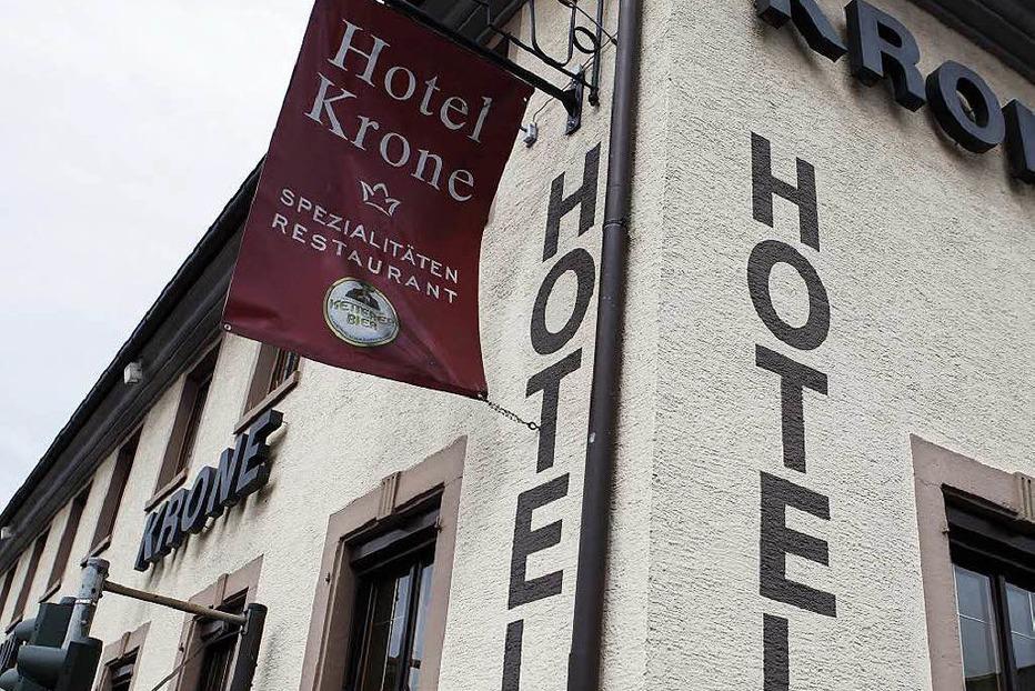 Gasthaus Krone - Friesenheim