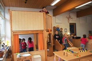 Kindergarten Spatzennest (Oberprechtal)