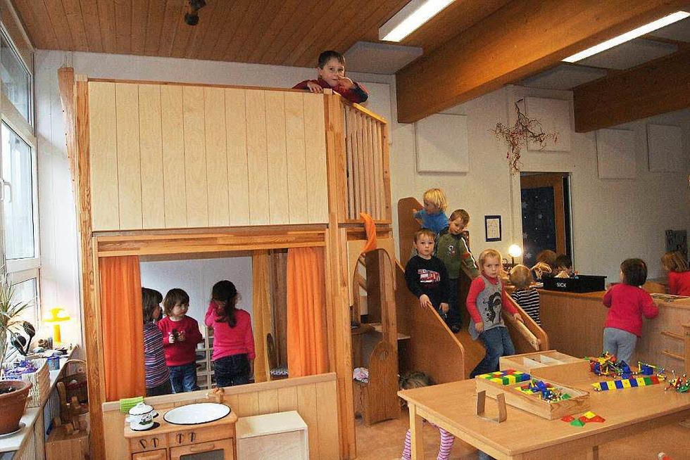 Kindergarten Spatzennest (Oberprechtal) - Elzach