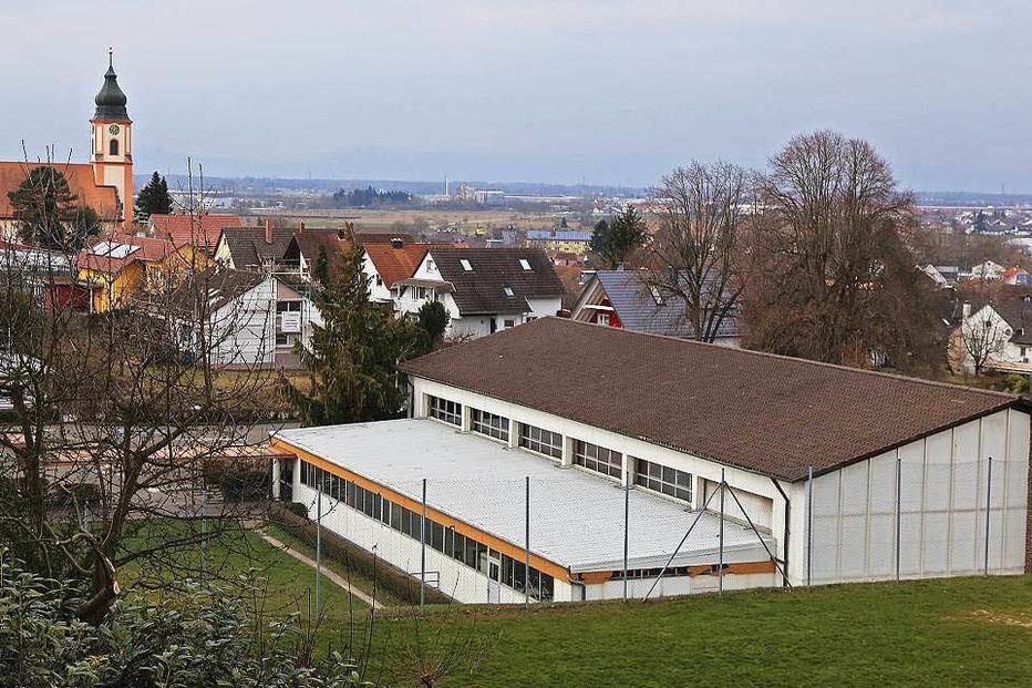 M�nchgrundhalle Altdorf - Ettenheim