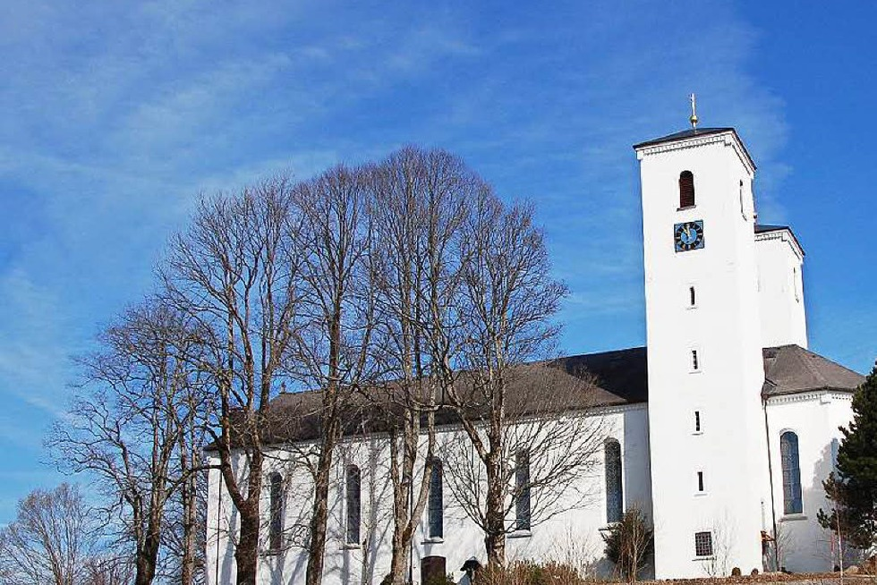Pfarrkirche St. Zeno - Herrischried
