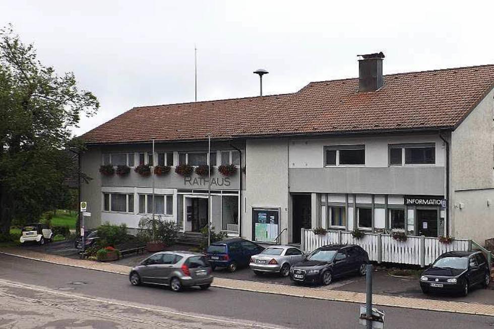 Rathaus Herrischried - Herrischried