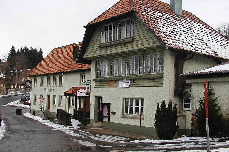 Gasthaus Herrischrieder Hof (geschlossen) - Herrischried