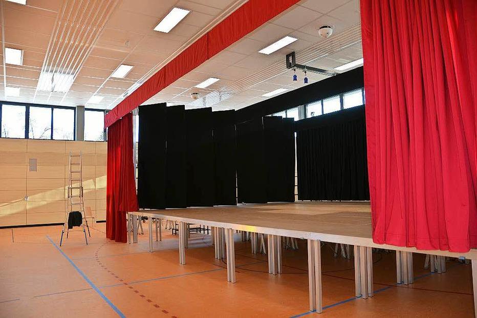 Stadthalle - Bonndorf