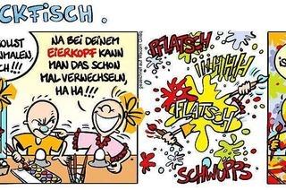 Lucy Backfisch: Ei, Ei, Ei