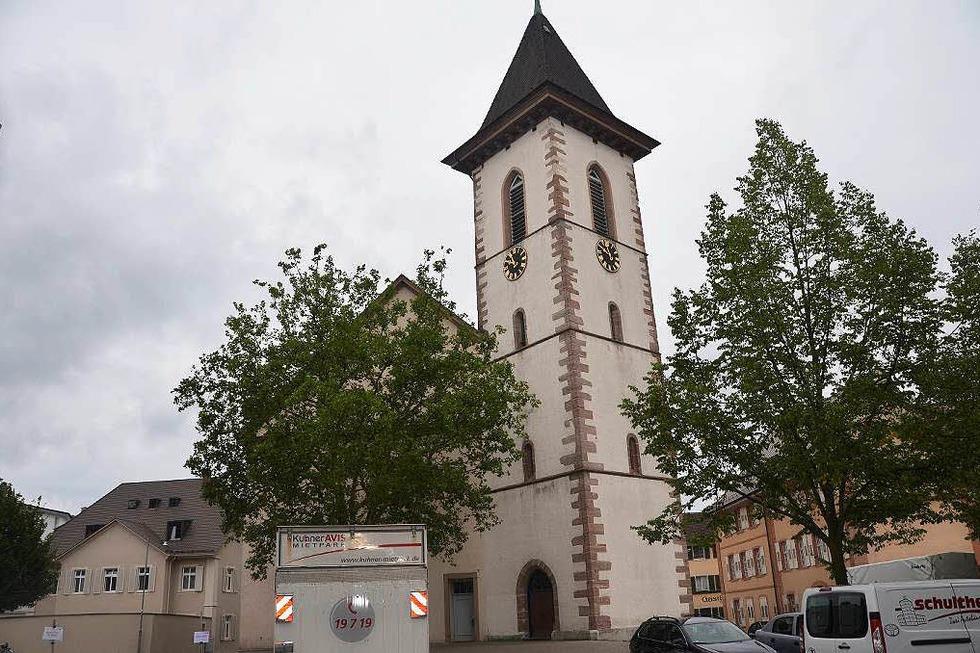 Ev. Stadtkirche - Lörrach