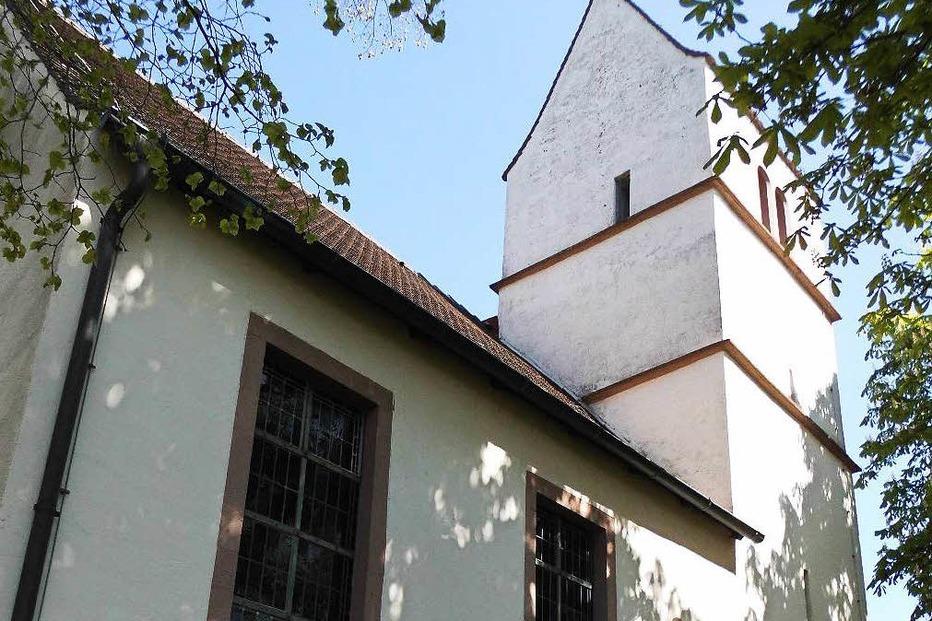 Ottilienkirche (Tüllingen) - Lörrach