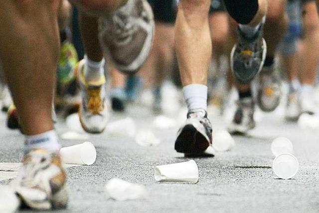 Liveticker zum Nachlesen: So lief's beim 13. Freiburg-Marathon