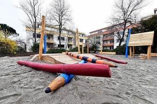 Spielplatz Sudermannstraße (Betzenhausen)