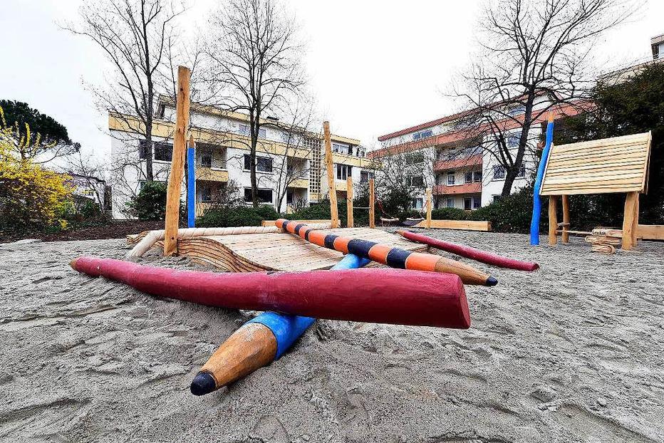 Spielplatz Sudermannstraße (Betzenhausen) - Freiburg