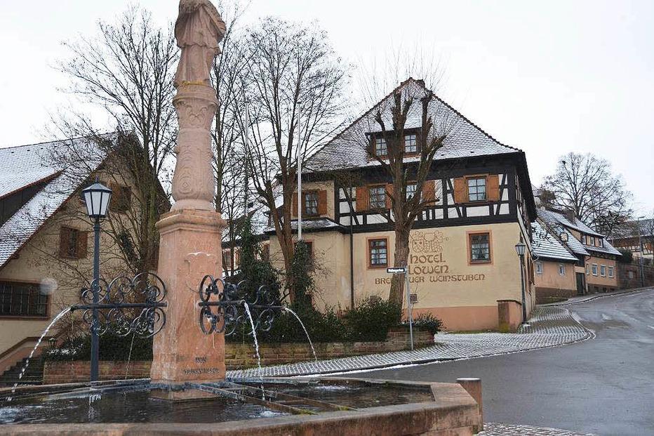 Hotel Löwen (geschlossen) - Mahlberg