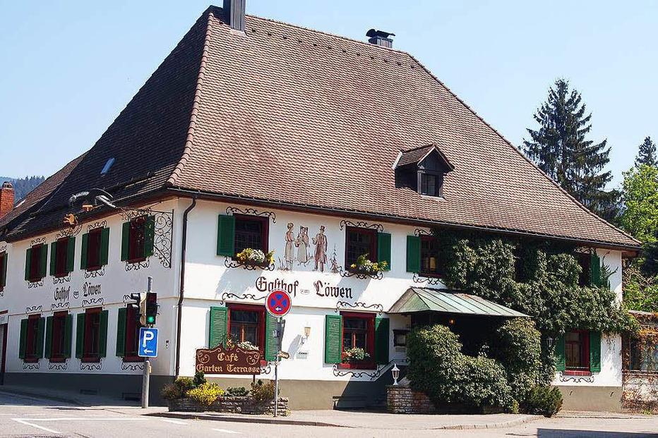 Schmidts Gasthaus zum Löwen - Münstertal