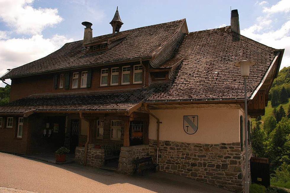 Rathaus - Aitern