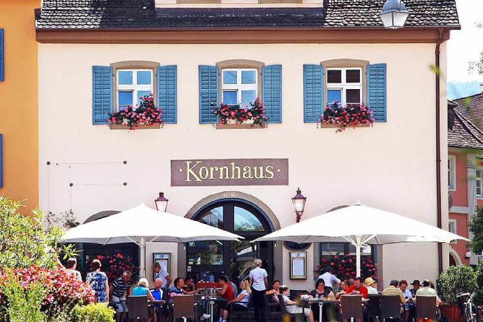 Gaststätte & Weinstube Kornhaus - Staufen