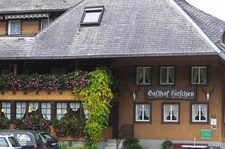 Gasthaus Hirschen (Präg)