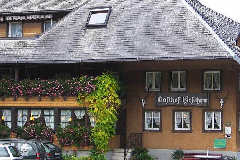 Gasthaus Hirschen (Präg) - Todtnau