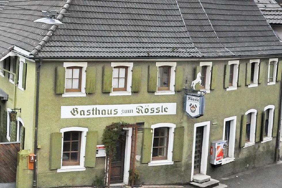 Gasthaus Rössle - Bahlingen