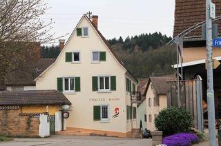 Stolzer Hahn Gutshof (geschlossen)