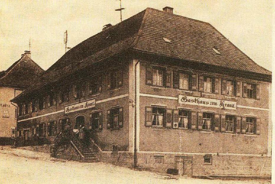 Gasthaus Kranz - Bonndorf