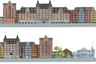 Europa-Park: Neues Hotel ähnelt der Hamburger Speicherstadt