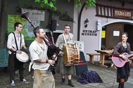 Fotos: Historischer Markt in Ihringen