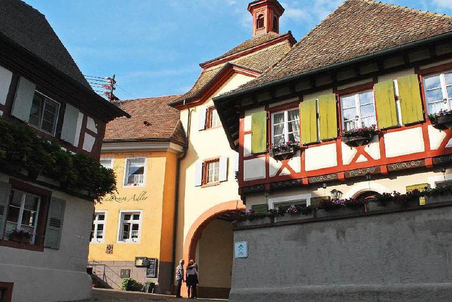 Stadttor Burkheim - Vogtsburg