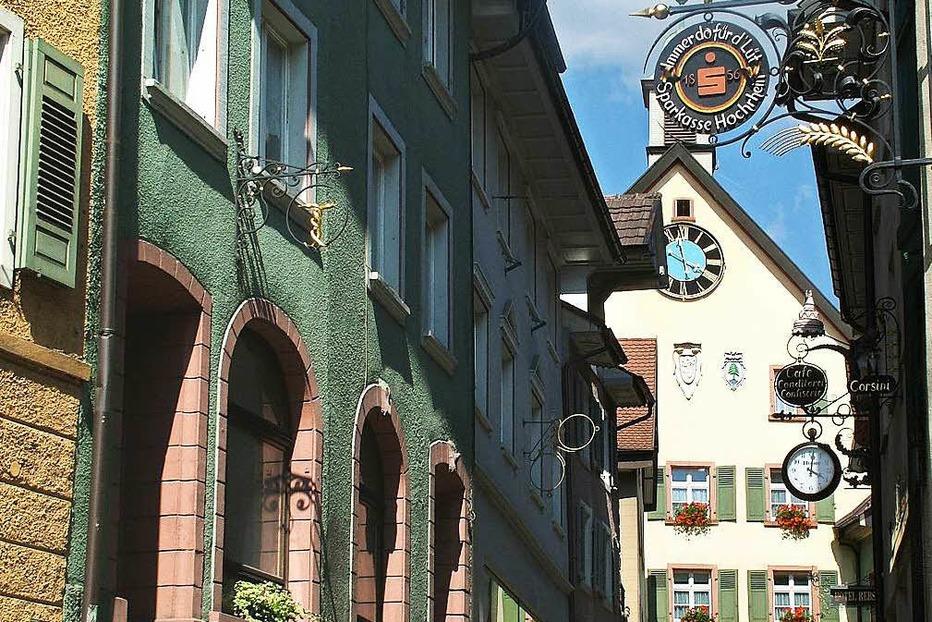 Rathaus - Laufenburg (Baden)
