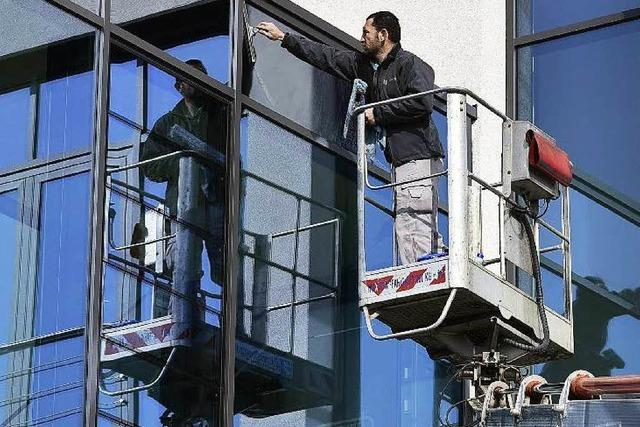 Zitzelsberger: Saubermachen von der Ortenau bis Basel
