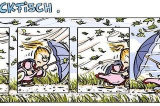 Lucy Backfisch: Vom Winde verweht