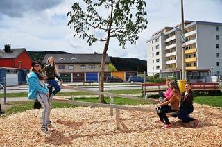 Spielplatz Hebelschule (Neustadt)