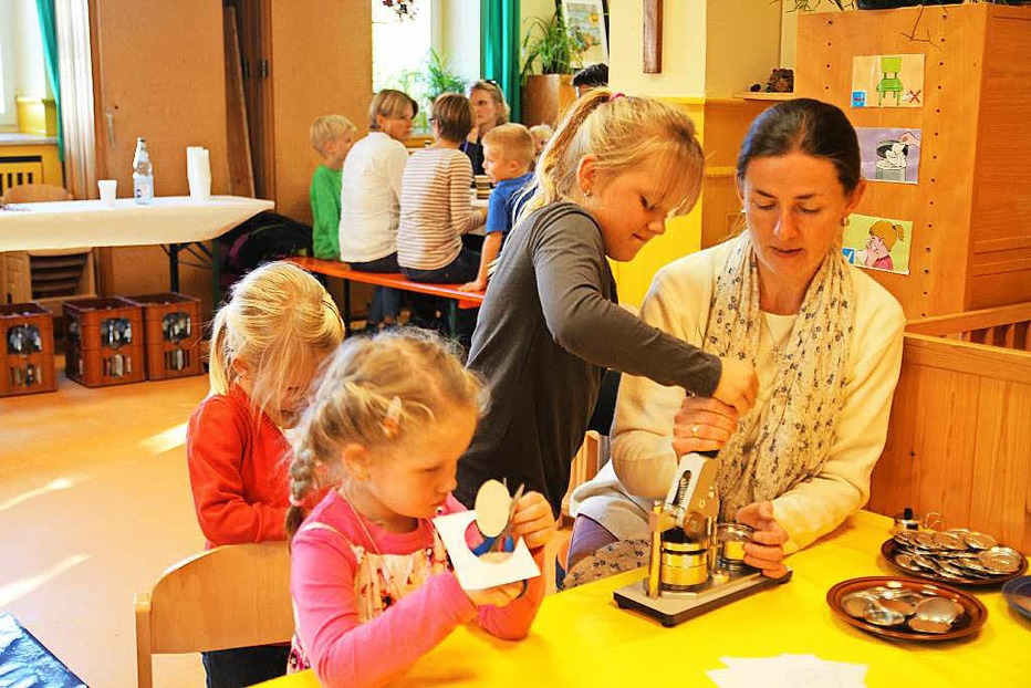 Hebelkindergarten Steinen - Steinen