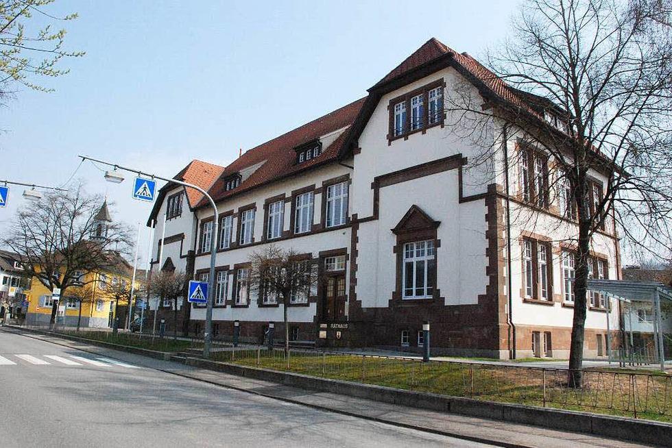 Rathaus - Maulburg