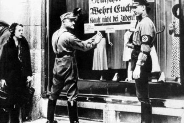 Reichspogromnacht in Freiburg: Ein Augenzeuge erinnert sich