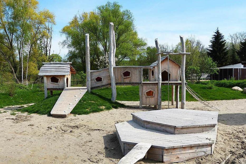 Spielplatz Neumatten (Hugstetten) - March