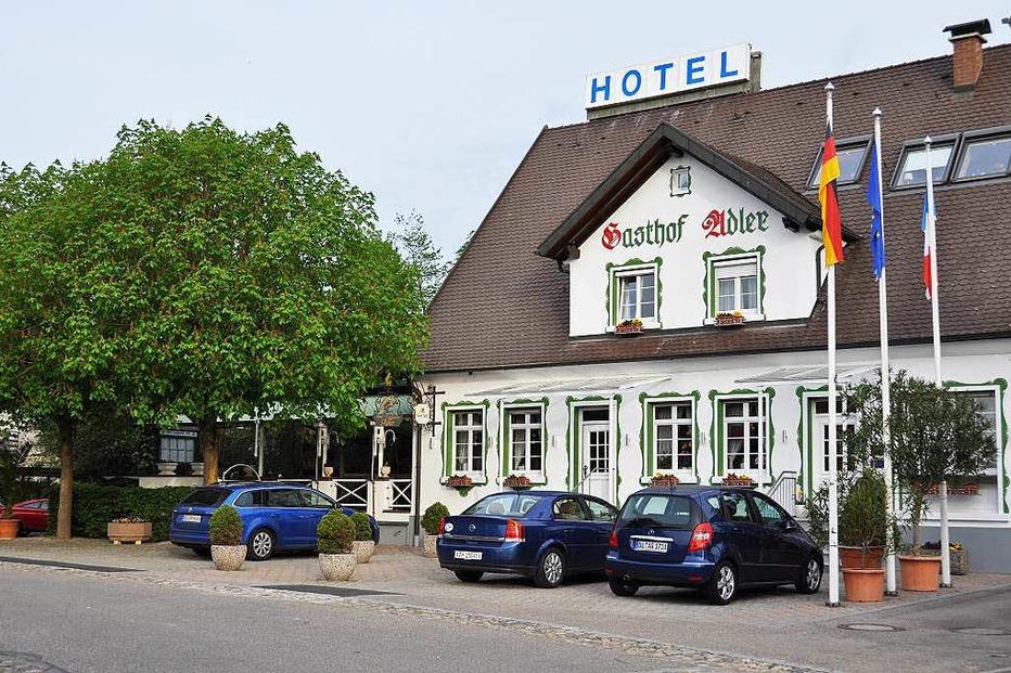 Landgasthof Adler (Hochstetten) - Breisach