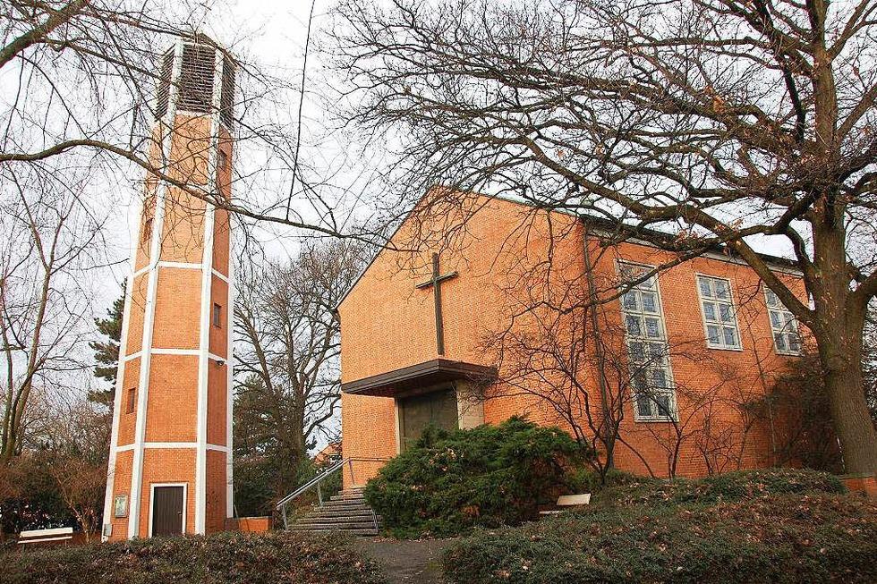 Friedenskirche (Friedlingen) - Weil am Rhein