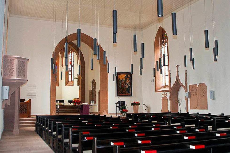 Ev. Friedenskirche - Kippenheim