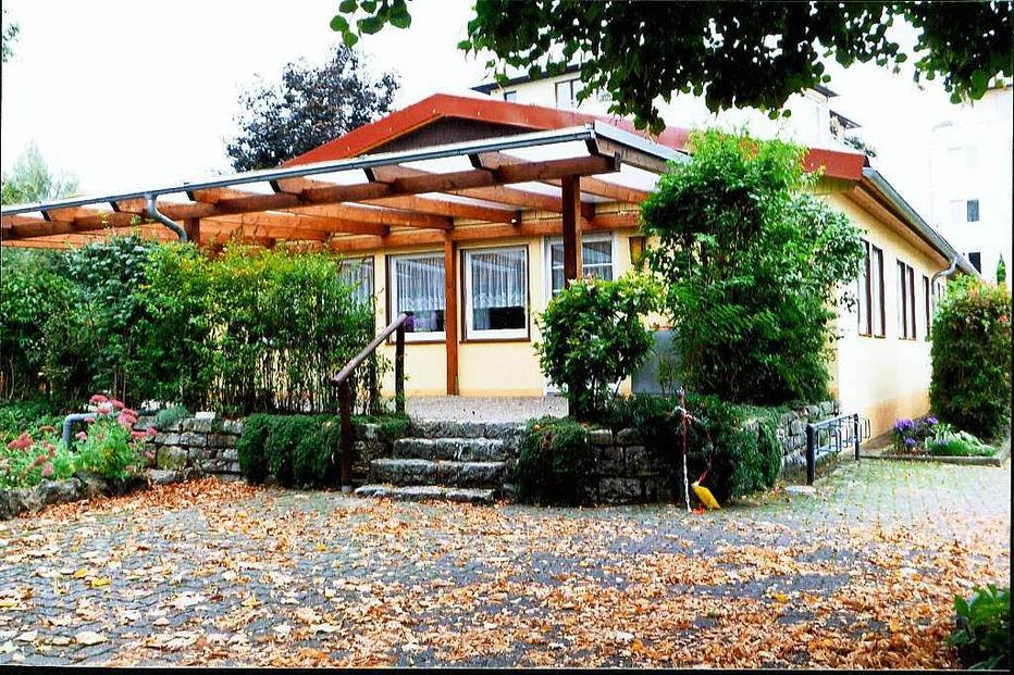 Naturfreunde-Vereinsheim am Gleis - Lörrach