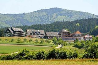 Elztal-Hotel Schwarzbauernhof