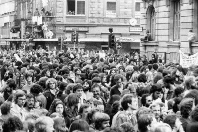 Dreisameck '80: Ein Sponti erinnert sich