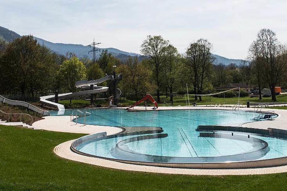 Freibad �s Bad (Kollnau) - Waldkirch