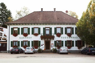 Restaurant-Hotel Suggenbad