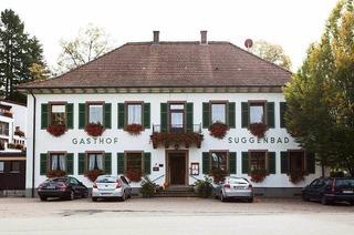 Restaurant-Hotel Suggenbad
