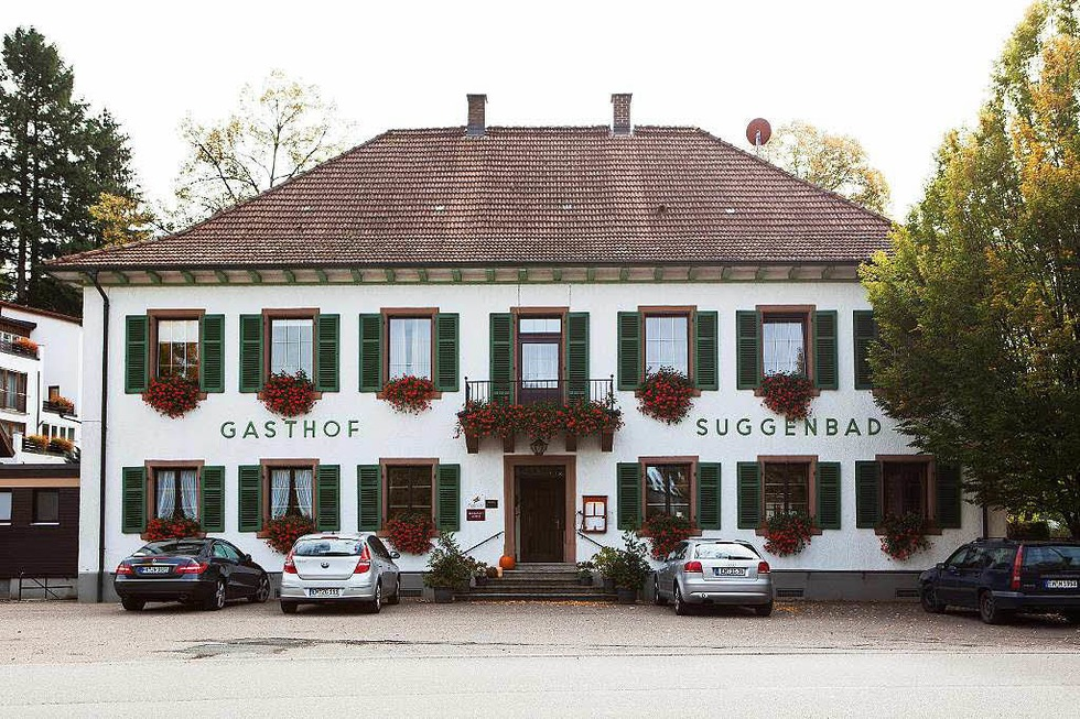Restaurant-Hotel Suggenbad - Waldkirch