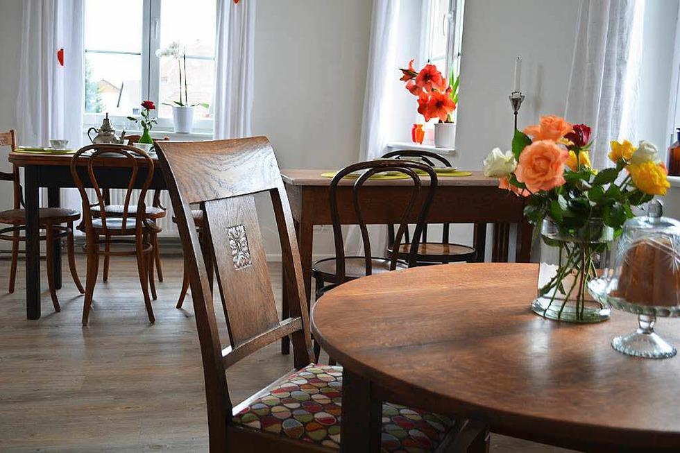 Café Verkehrt - Murg