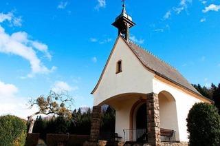 Ged�chtniskapelle auf dem Kappelberg (D�rlinbach)