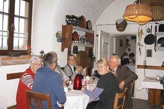 Café im Pfarrkeller (Istein)