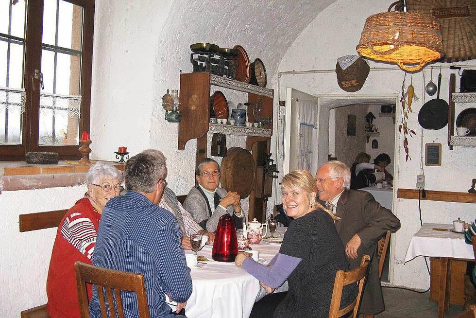Café im Pfarrkeller (Istein) - Efringen-Kirchen