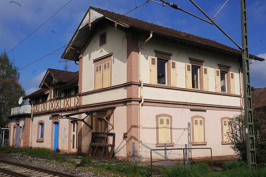 Bahnhof - Maulburg