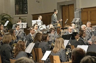 Stadtmusik veranstaltet an zwei Tagen das Jahreskonzhert